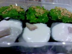 Loatian sweets