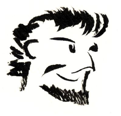 Goatee Chin, 1990
