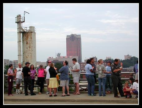 Boylan Bridge Vigil