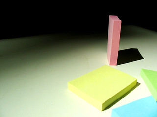 post its 2 | by Chris Blakeley