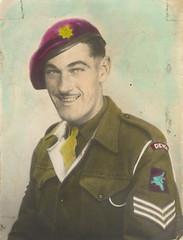 My Grandfather in WW2 Uniform