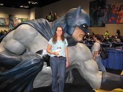Liz + Batman