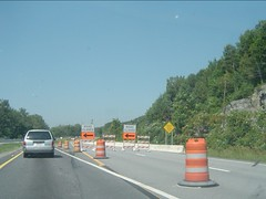 South becomes North on I-89