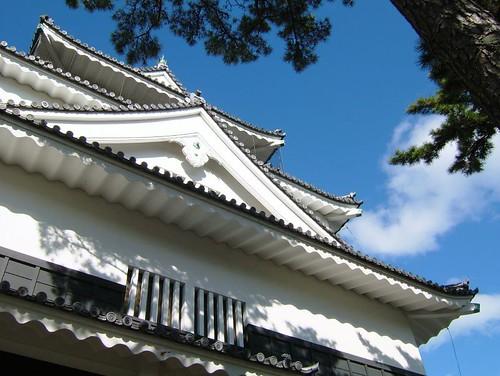 Okazaki castle   by Mr Wabu
