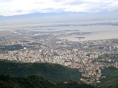 Rio de Janeiro, desde el Corcovado | by morrissey
