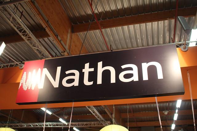 Nathan - Salon du Livre et de la Presse Jeunesse de Montreuil