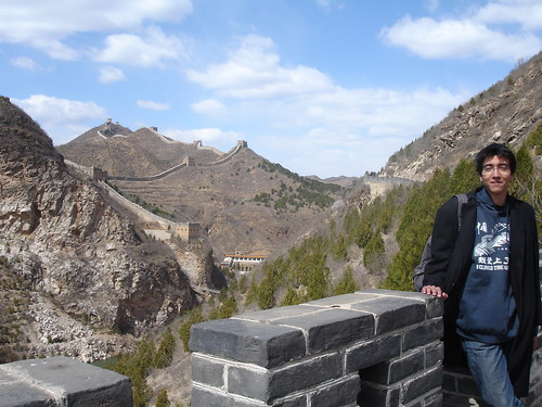 Me before the Great Wall | by Athrun