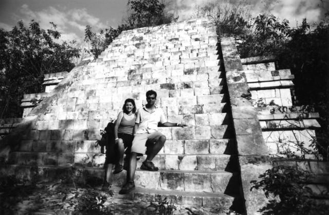 their private pyramid