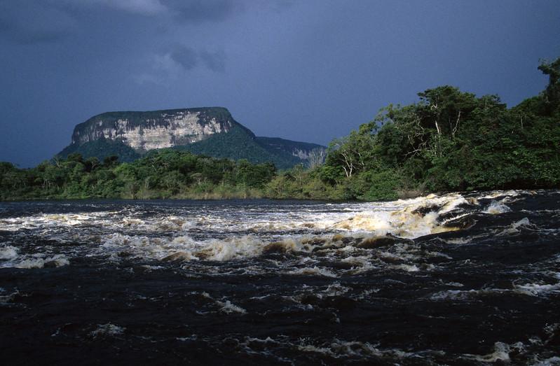 Venezuela 2000 - Expedition to Angel Falls