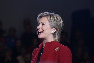 Hillary Clinton in Hampton, NH | by marcn