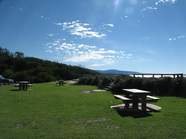 Shoalhaven Heads - Beach Picnic Area