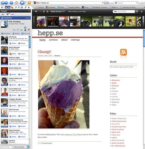 Flock 1.0 beta | by hepp