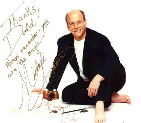 Michael Ammar, magician