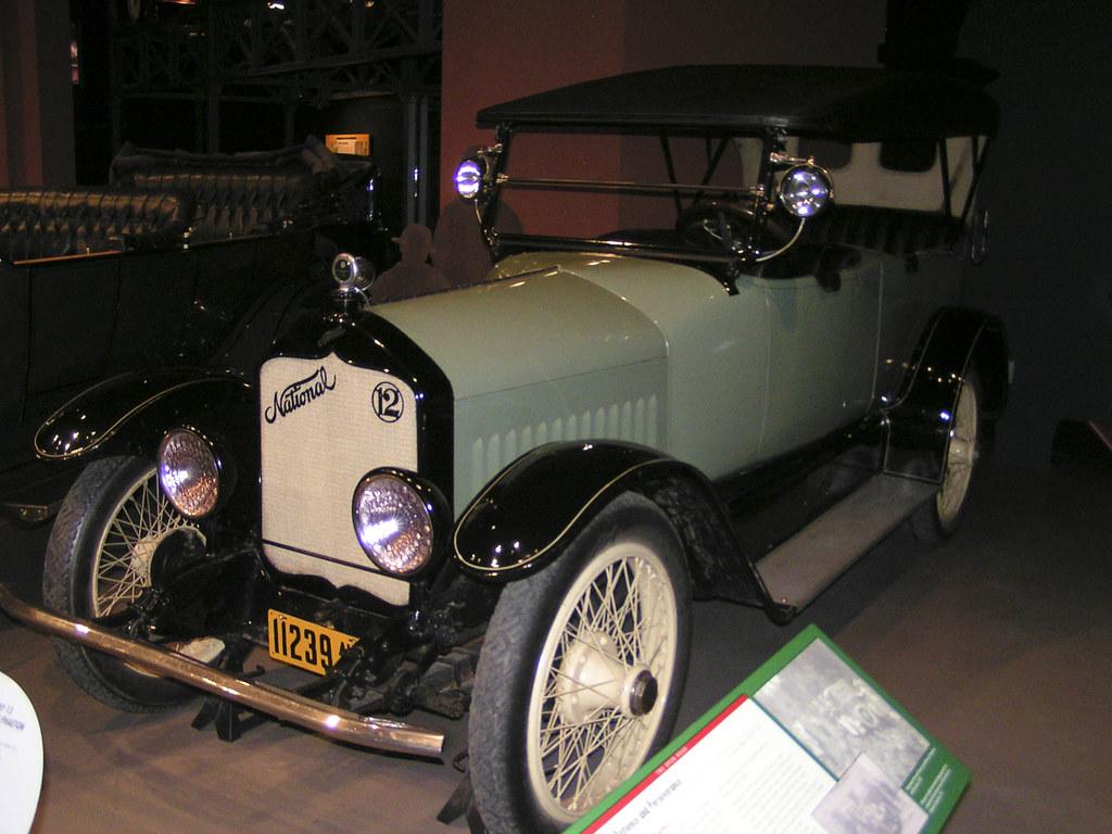 1918 National Highway 12 Sport Phaeton