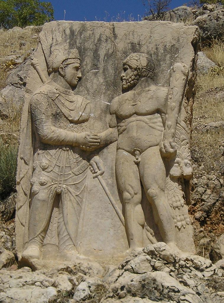 царство Комагена