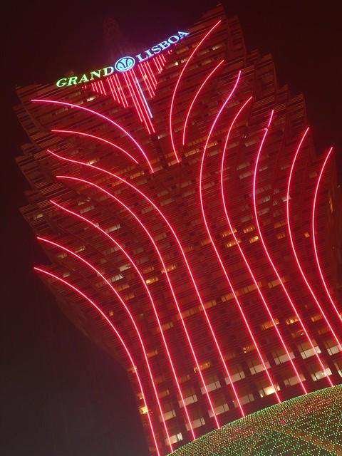 Macau - Grand Lisboa Casino