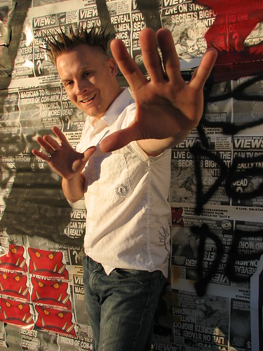 Brian Brushwood promo photo | by shwooddotcom