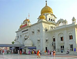 India-0436 - Gurudwara Bangla Sahib | by archer10 (Dennis) 205M Views