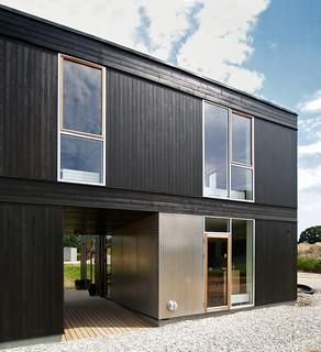 bbb low-cost housing, prototype, tegnestuen vandkunsten 2004-2008 | by seier+seier