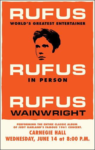 Rufus Rufus Rufus