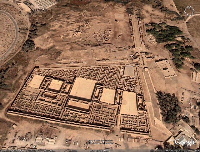 Babylon, Iraq  Google Earth  | This is a screenshot from the… | Flickr