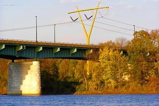 New Hope-Lambertville Toll Bridge over Delaware River   Flickr