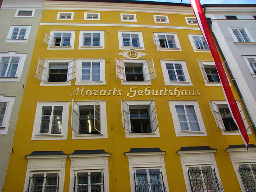 Mozart's Birthplace | by Sonal And Abe