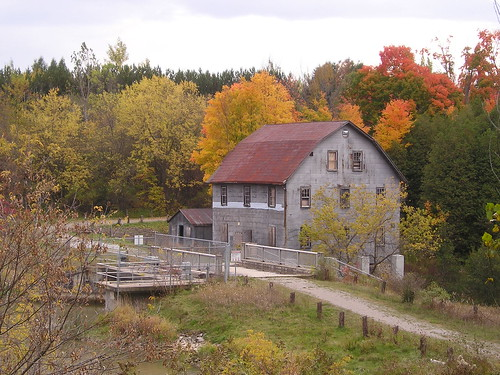 Bell Grist Mill, Utopia, Simcoe County, Ontario PA160072 | by bydand_eni