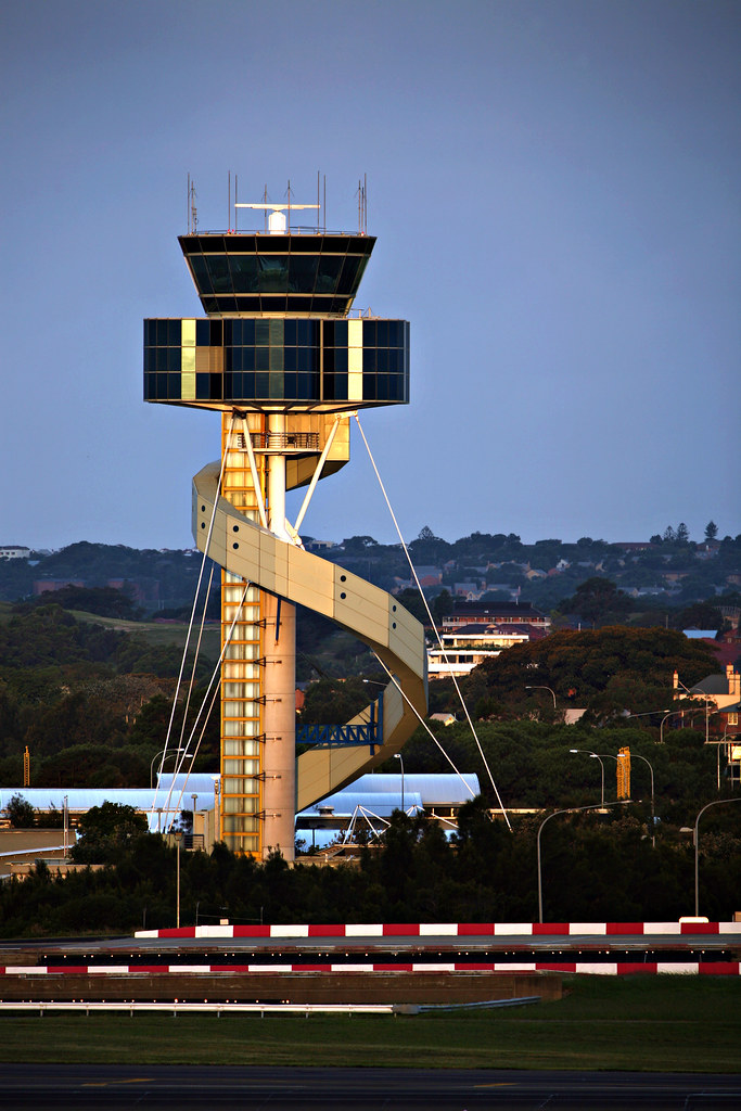 Image: ATC Tower 5 as seen from Tower 4