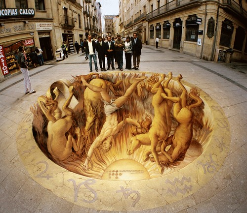 Phaeton in Salamanca