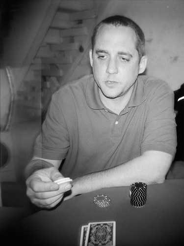 PDX Poker Night - Mike Garringer