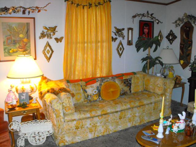 My 70 S Retro Living Room Denise Mendez Flickr