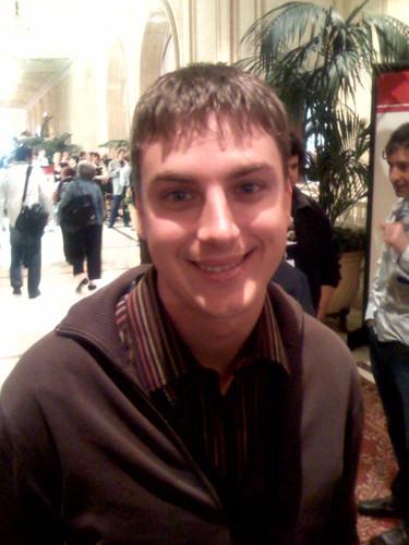 Joseph Smarr, Plaxo | by scriptingnews