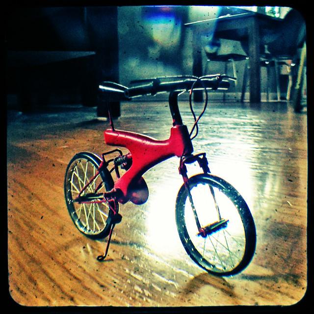 Little Red Bike TtV