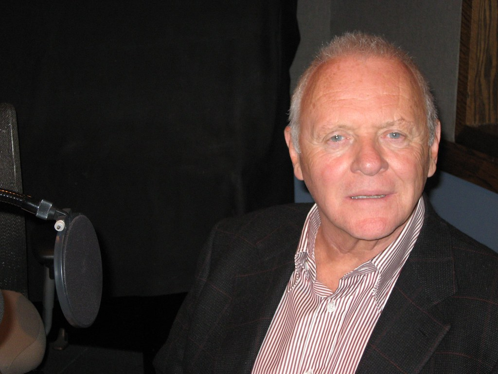 Anthony Hopkins   Anthony Hopkins in the WNYC studios in Oct…   Flickr