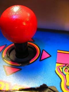 19-365  1/19/08 - Ms. Pacman Joystick