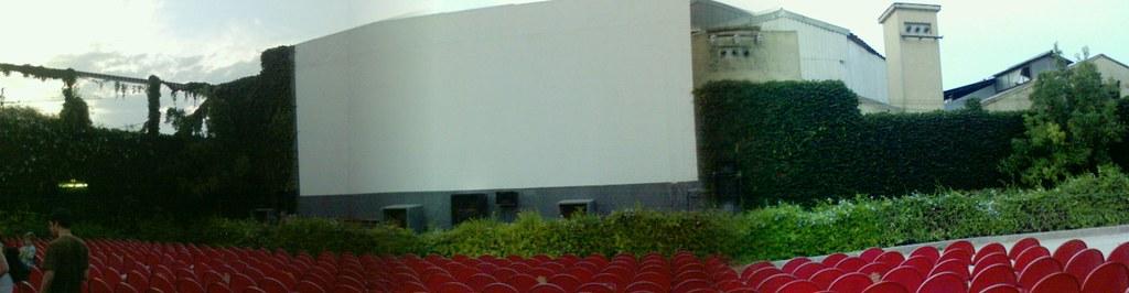 Terrassa Lumiere Cine De Verano En Alboraia Www Terrazalu
