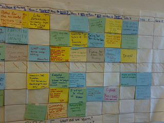 She's Geeky: the unconference grid | by freshelectrons