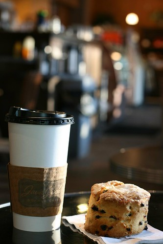 Coffee and Scone | by Chris Kantos