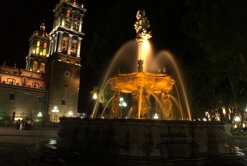Fuente de San Miguel Arcangel