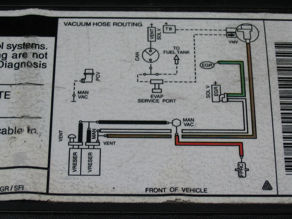 Ford F150 Vacuum Diagram Http Wwwf150forumcom F10 Vacuumlines
