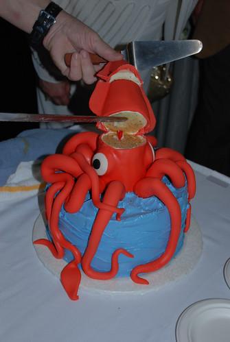 Squid cake | by gabesnider