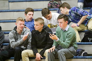 BHS Boys Basketball   by chipgriffin