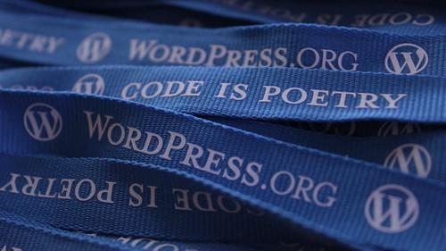 WordPress Foundation Lanyards   by Alexander Gounder