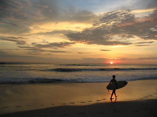 Another Day of Surfing Ends in Mal Pais (Costa Rica) | by keepitsurreal