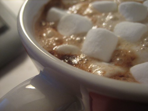 hot cocoa | by rocket ship