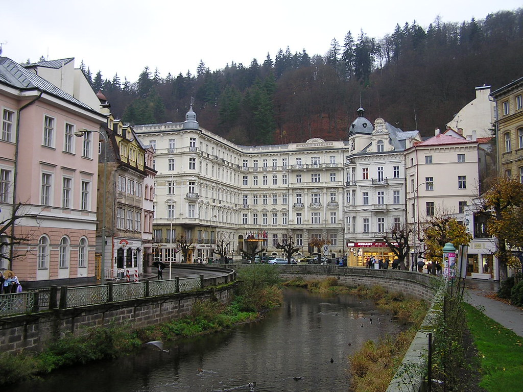 Grand Hotel Pupp Karlovy Vary Czech Republic On The Bend Flickr