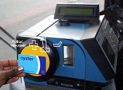 Oyster card | by cityofsound