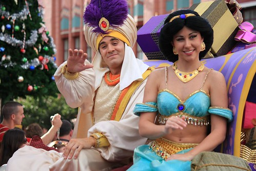 Aladdin and Jasmine | by dreamagicjp