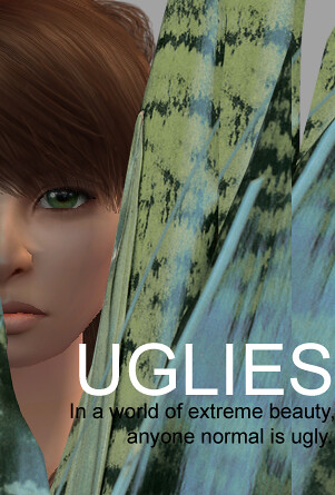 UGLIES Cover Lets Just Say Its Coming Soon I M Currently